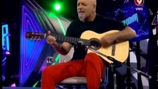 ACUSTICO GUSTAVO CORDERA - EL TIEMPO NO PARA - SOY MI SOBERANO - 15-10-14