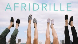 Afridrille. The customizable espadrille shoe. Designed in Austin, Handmade in Kenya