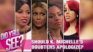 Memphitz Finally Admits To Abusing K. Michelle | Did Y'all See? | MadameNoire