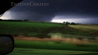 Never Before Seen Footage!  The Hallam, Nebraska Tornado of 2004!