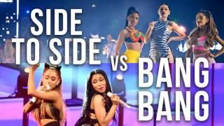 MASHUP #11: Side to Side VS Bang Bang (Ariana Grande, Nicki Minaj, Jessie J)