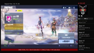 $10 PS4 GIFTCARD GIVEAWAY WHEN WE HIT 100 SUBS - FORTNITE LIVESTREAM