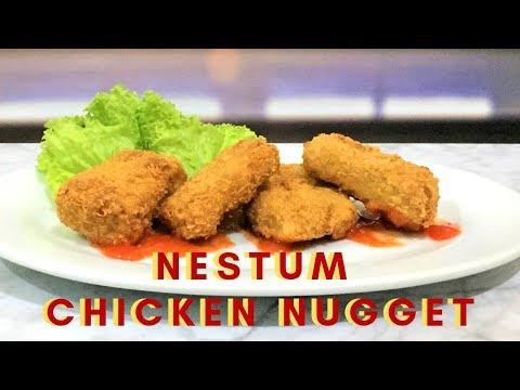 nestum-chicken-nugget---halal-homemade-recipe