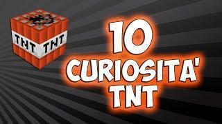 Minecraft [Curiosità] ~ 10 curiosità TNT + proposta per voi