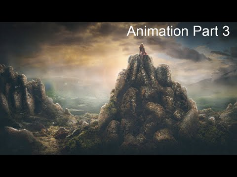 How to Create a Mountainous Matte Painting in Photoshop ...