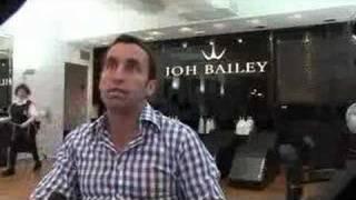 Aussie Prom Joh Bailey Interview