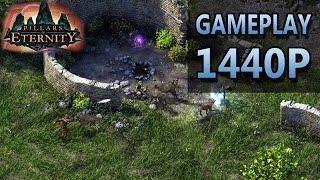 Pillars of Eternity | PC Gameplay | 1440P / 2K