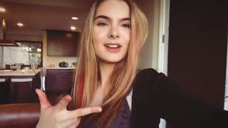 Brighton Sharbino and Kyla Kenedy Together again