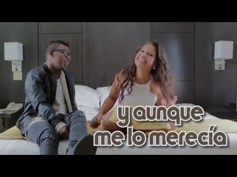 Yemil -  El Amor No Es Suerte (Video Lyrics)