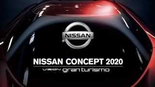 Nissan Concept 2020 Vision Gran Turismo - TMS 2015