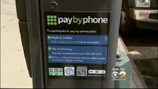 Pay By Phone Parking