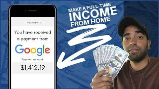 5 Ways To Make Money Online With Google in 2020