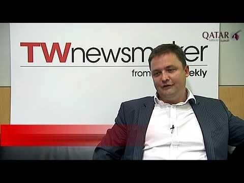 TWnewsmaker: Kane Pirie interview