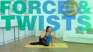 Yoga – Force & Twists (15 min)
