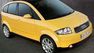 Обзор автомобиля Ауди А2 (Audi A2) часть 2