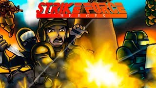ГЕРОИ УДАРНОГО ОТРЯДА ◄► Strike Force Heroes #1