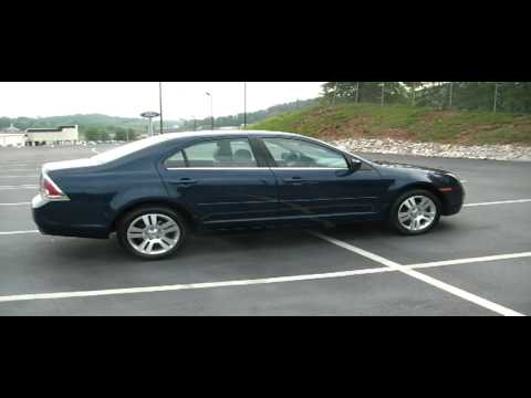 FOR SALE 2006 FORD FUSION SE V6!!! 1 OWNER, LOW MILEAGE!! STK# 11812B
