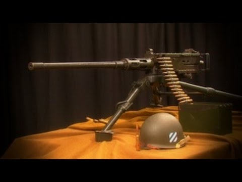 History's Guns: M2 Machine Gun | Shooting USA