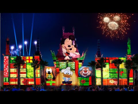 Hollywood Studios Live Stream - Holiday Shows and Decorations! 11-10-17 - Walt Disney World