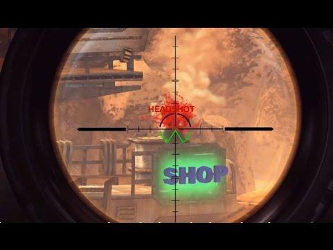 Sniper Fury - Chapter 14 Mojave Desert SNIPER MISSIONS