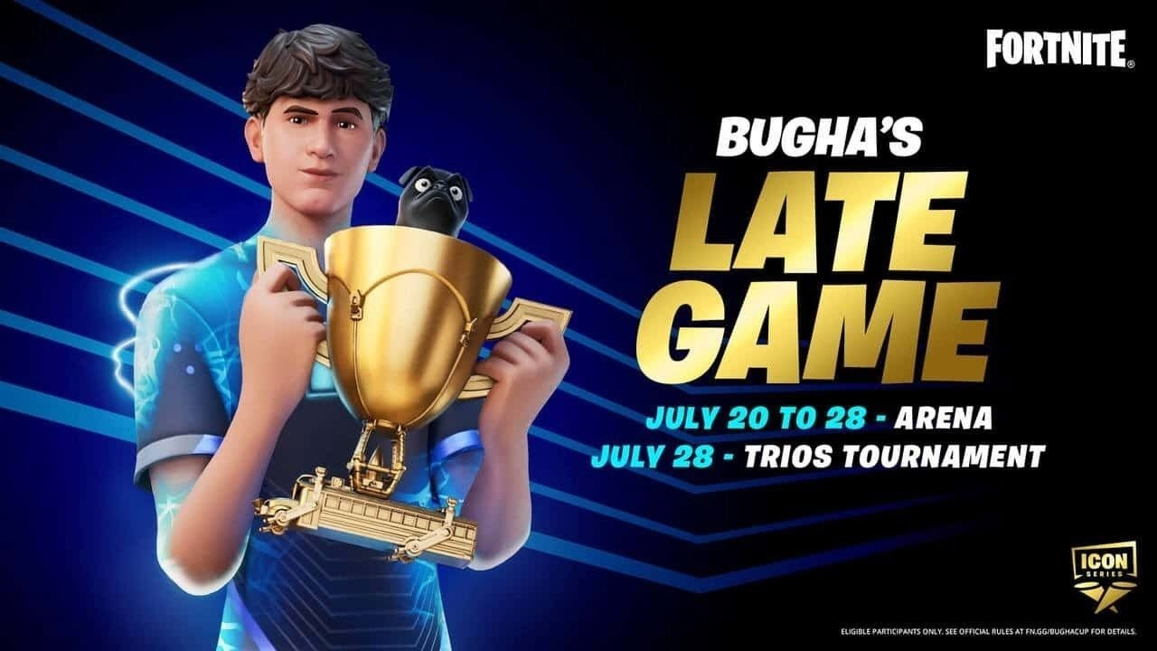 Download BUGHA CUP TOURNAMENT! (Top 100, Fortnite)