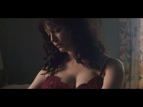 Christina hendricks mad men sex scene