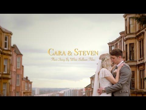 Glasgow University & Cottiers Wedding Film By White Balloon Films!