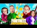 Score Royale is CRAZYINESS (Family Fortnite Fail Fest) K-CITY GAMING
