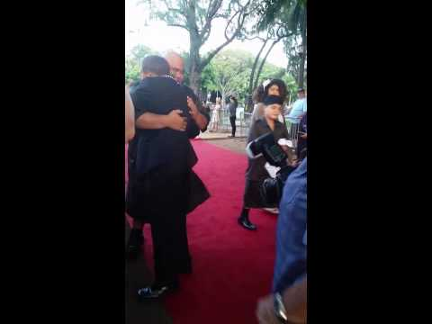 Dennis Chun & Taylor Wiley @ H50 S6 SSOB Premiere