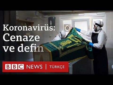 Koronavirüsten hayatını kaybedenler nasıl defnediliyor?