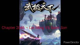 MARTIAL WORLD Chapter 2046 – Lin Ming VS Saint Son
