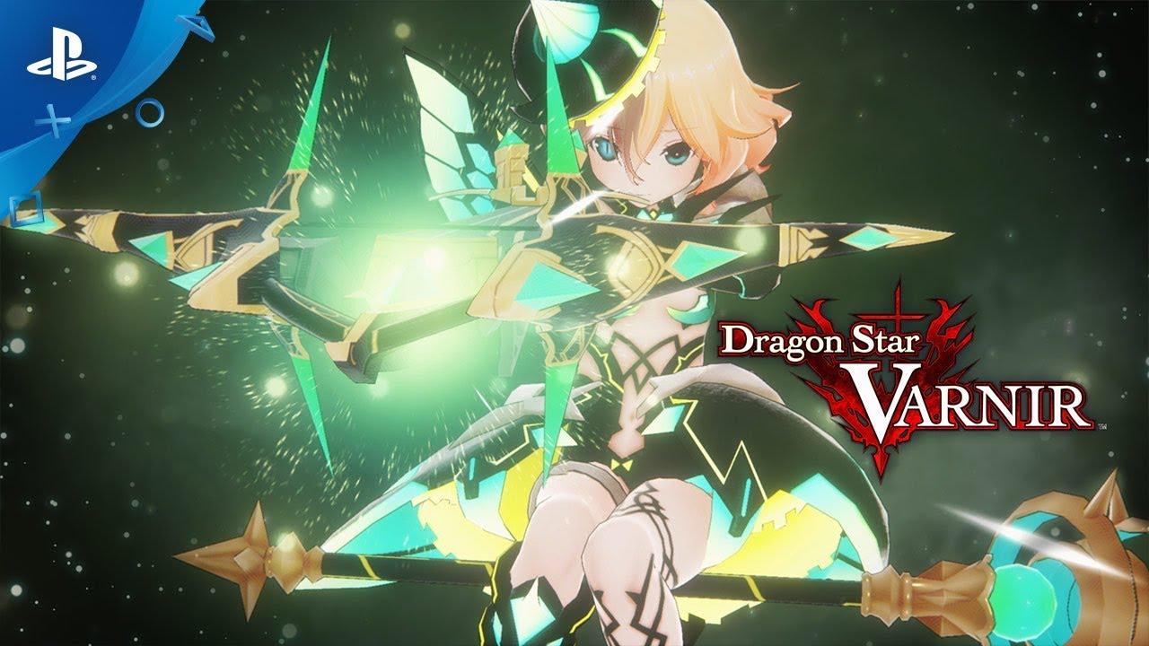 Dragon Star Varnir - Battle System Trailer | PS4