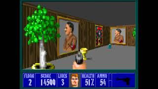 Old School Gaming - Wolfenstein 3D