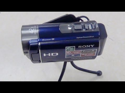 SONY HANDYCAM HDR-CX130 WINDOWS 10 DRIVERS DOWNLOAD