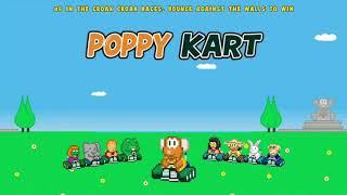 説明しよう! 予備知識一切なし! マリオカート的ななにかアプリゲームがないかなと探した結果、出てきたのがこの『POPPY KART(ポピーカート)』...