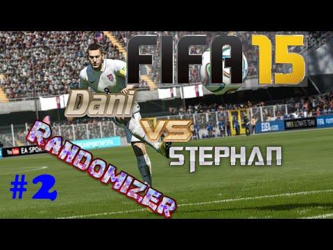 FIFA 15  Dani VS Stephan  The Randomizer