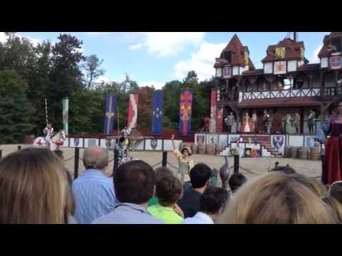 PA Renaissance Faire Ultimate Joust Part 1