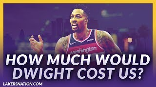 Lakers News Feed: Lakers Salary Breakdown As They Look To Sign Dwight Howard