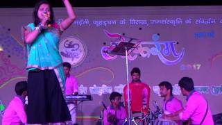 Anguri Me Dasle Biya Naginiya - Chandan Tiwari (Lokrang 2017)