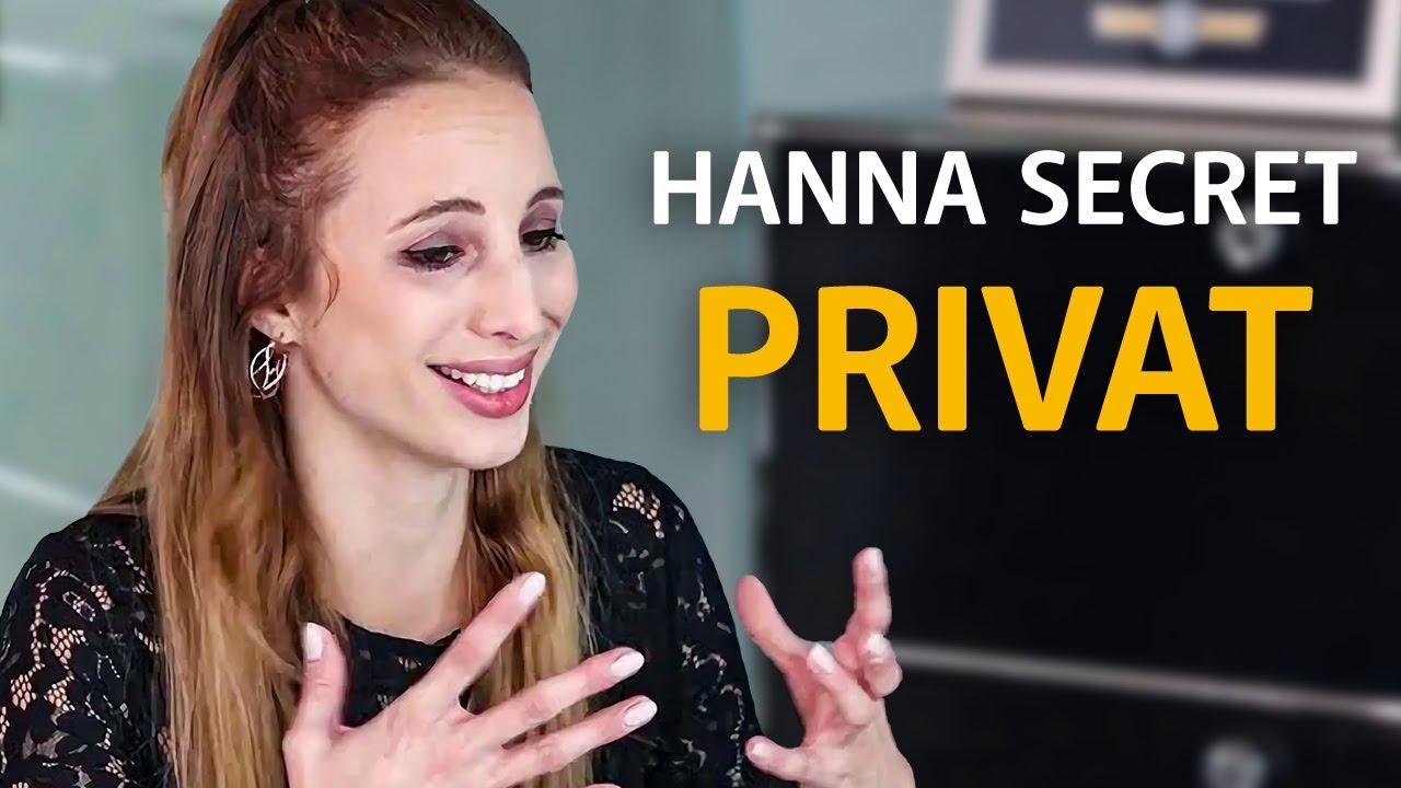 Hanna Secret PRIVAT - YouTube