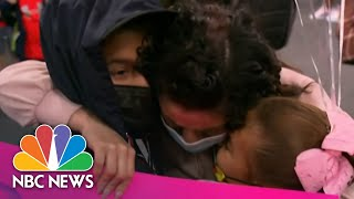Officials Investigating Allegations Of Abuse At Texas Migrant Facility | NBC Nightly News