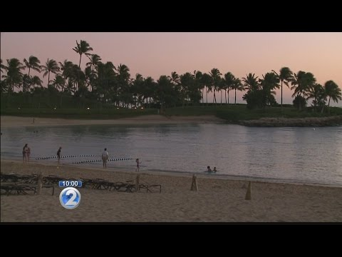 No warning signs posted after high bacteria levels detected in Ko Olina lagoon