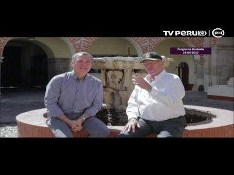 Conversando con PPK: presidente Kuczynski entrevista al ministro Salvador del Solar