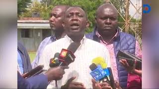 Sudi slams Maina Kamanda over alleged tribal slur, assures no one will face eviction after election