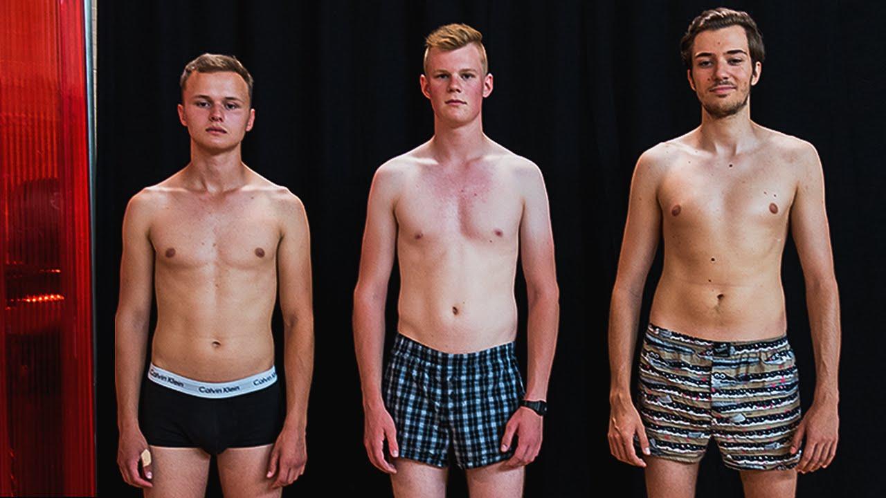 Werden diese 3 Jungs muskulös? 12 Wochen Challenge