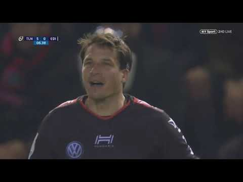 Toulon Vs Edimbourg / European Rugby Champions Cup 2018-2018 / 12.01.2019