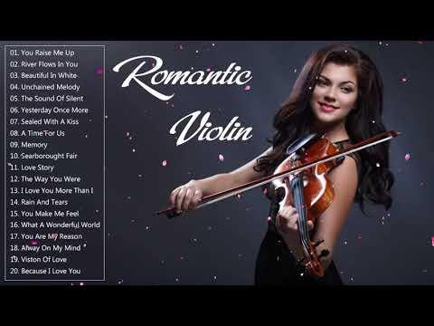 Musique Romantique d'amour Violon ♥ La Plus Belle Musique Douce du monde