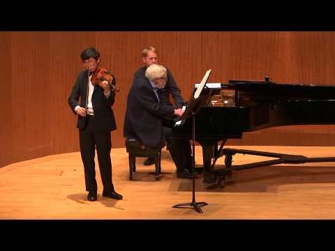 Julian Rhee -- Beethoven Sonata No. 7 in C Minor, op. 30, Allegro con brio
