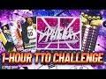 1 HOUR TRIPLE THREAT MT MAKING CHALLENGE LIVE! - NBA 2K19 MYTEAM