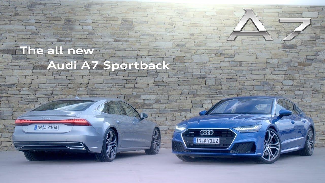 2018 audi a7 sportback premiere design interieur for Audi interieur onderdelen